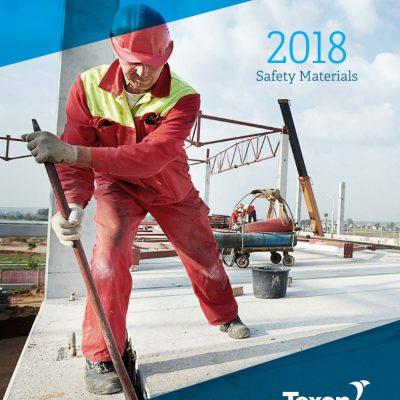 Texon 2018 Safety Materials catalogue